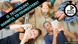 Is technology harmful to youngsters?