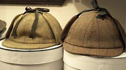 The world's oldest hat shop 世界上历史最悠久的帽子店
