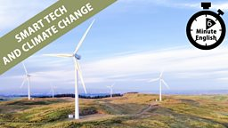 Smart tech and climate change
