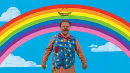 """Mr Tumble's Songs: 1. What's The<span class=""""tvip-hide""""> Weather Today?</span><span aria-hidden=""""true"""">...</span>"""