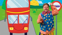 Mr Tumble's Songs: 2. We're Off