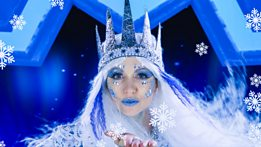 CBeebies' The Snow Queen