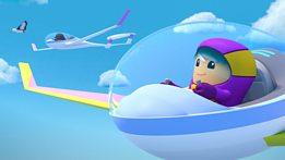 Series 2: 25. Gliding, Argentina