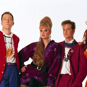 The B‐52s