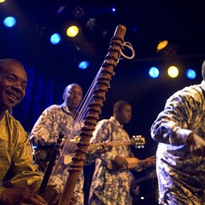 Toumani Diabaté's Symmetric Orchestra