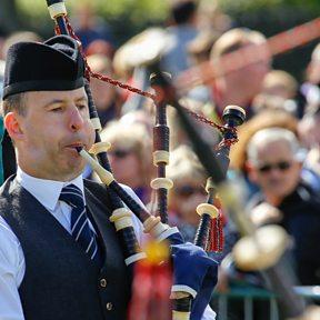 Boghall & Bathgate Caledonia Pipe Band