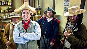 Horrible Histories - Series 1: Episode 4