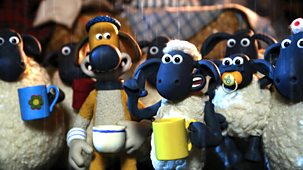 Shaun The Sheep - Series 2 - Draw The Line