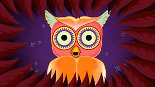 Tinga Tinga Tales - Series 1 - Why Owl's Head Turns All The Way Round
