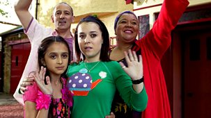 Tracy Beaker Returns - Series 1 - Family Values