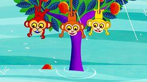 Tinga Tinga Tales - Series 1 - Why Monkeys Swing In The Trees