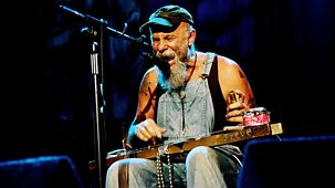 Folk America At The Barbican - Seasick Steve