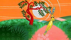 Tinga Tinga Tales - Series 1 - Why Hare Hops