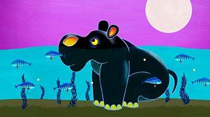 Tinga Tinga Tales - Series 1 - Why Hippo Has No Hair