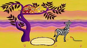 Tinga Tinga Tales - Series 1 - Why Zebra Has Stripes