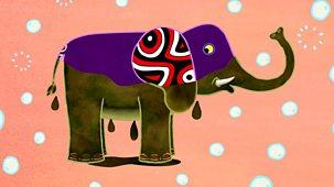 Tinga Tinga Tales - Series 1 - Why Elephant Has A Trunk