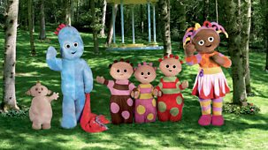 In The Night Garden - Series 1 - Igglepiggle's Blanket Walks About By Itself