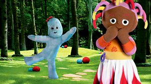 In The Night Garden - Series 1 - Pontipine Children In The Tombliboos' Trousers