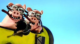 Shaun The Sheep - Series 2 - Pigs Swill Fly