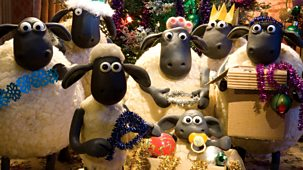Shaun The Sheep - Series 2: 40. We Wish Ewe A Merry Christmas
