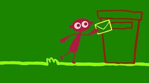 Dipdap - Letter