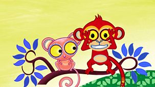 Tinga Tinga Tales - Series 2 - Why Bushbaby Has Big Eyes