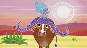 Tinga Tinga Tales - Series 2 - Why Buffalo Has Horns