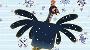 Tinga Tinga Tales - Series 2 - Why Guinea Fowl Has Dots