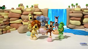 Raa Raa The Noisy Lion - Series 1 - Topsy's Musical Stones