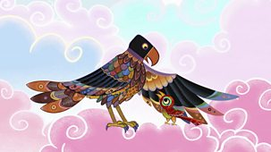 Tinga Tinga Tales - Series 2 - Why Eagle Rules The Skies