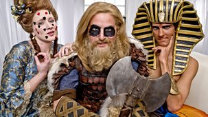 Horrible Histories - Series 3: Episode 13