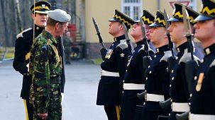 Regimental Stories - 4. The Royal Scots Dragoon Guards