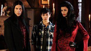 Young Dracula - Series 3: 3. Faustian Slip