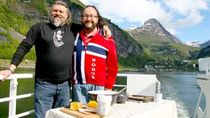 Hairy Bikers' Bakeation - Norway