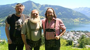 Hairy Bikers' Bakeation - Austria