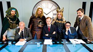 Horrible Histories - Series 4 - Episode 3
