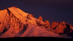 The Dark: Nature's Nighttime World - 3. Patagonian Mountains