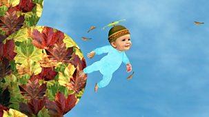 Baby Jake - Series 2 - Baby Jake Loves His Spinning Hat