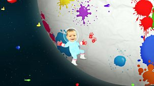 Baby Jake - Series 2: 11. Baby Jake Loves Space Painting