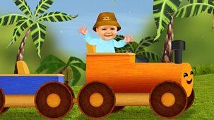 Baby Jake - Series 2 - Baby Jake Loves Pushing Buttons