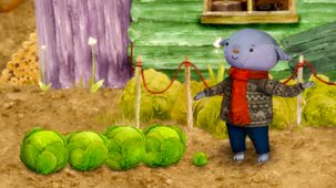 The Adventures Of Abney And Teal - Series 2 - The Enormous Cabbage