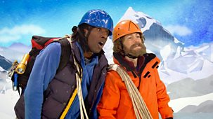 Let's Play - Mountain Climber