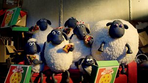 Shaun The Sheep - Series 3 - The Stand Off