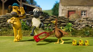 Shaun The Sheep - Series 3 - Hard To Swallow