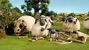 Shaun The Sheep - Series 3 - Fossils