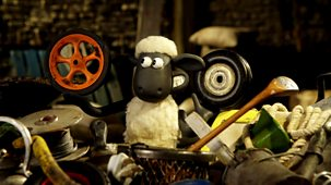 Shaun The Sheep - Series 3 - The Skateboard