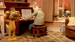 Shaun The Sheep - Series 3 - The Piano