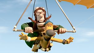 Shaun The Sheep - Series 3 - The Hang Glider