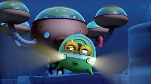 Octonauts - Series 2 - Long Armed Squid