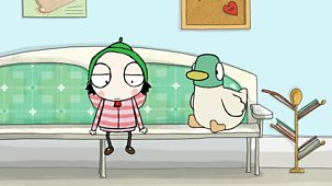 Sarah & Duck - Sarah Gets A Cold